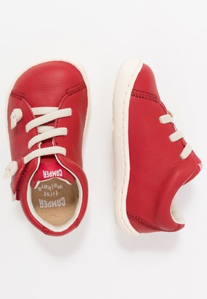 PEU CAMI - Baby shoes - red