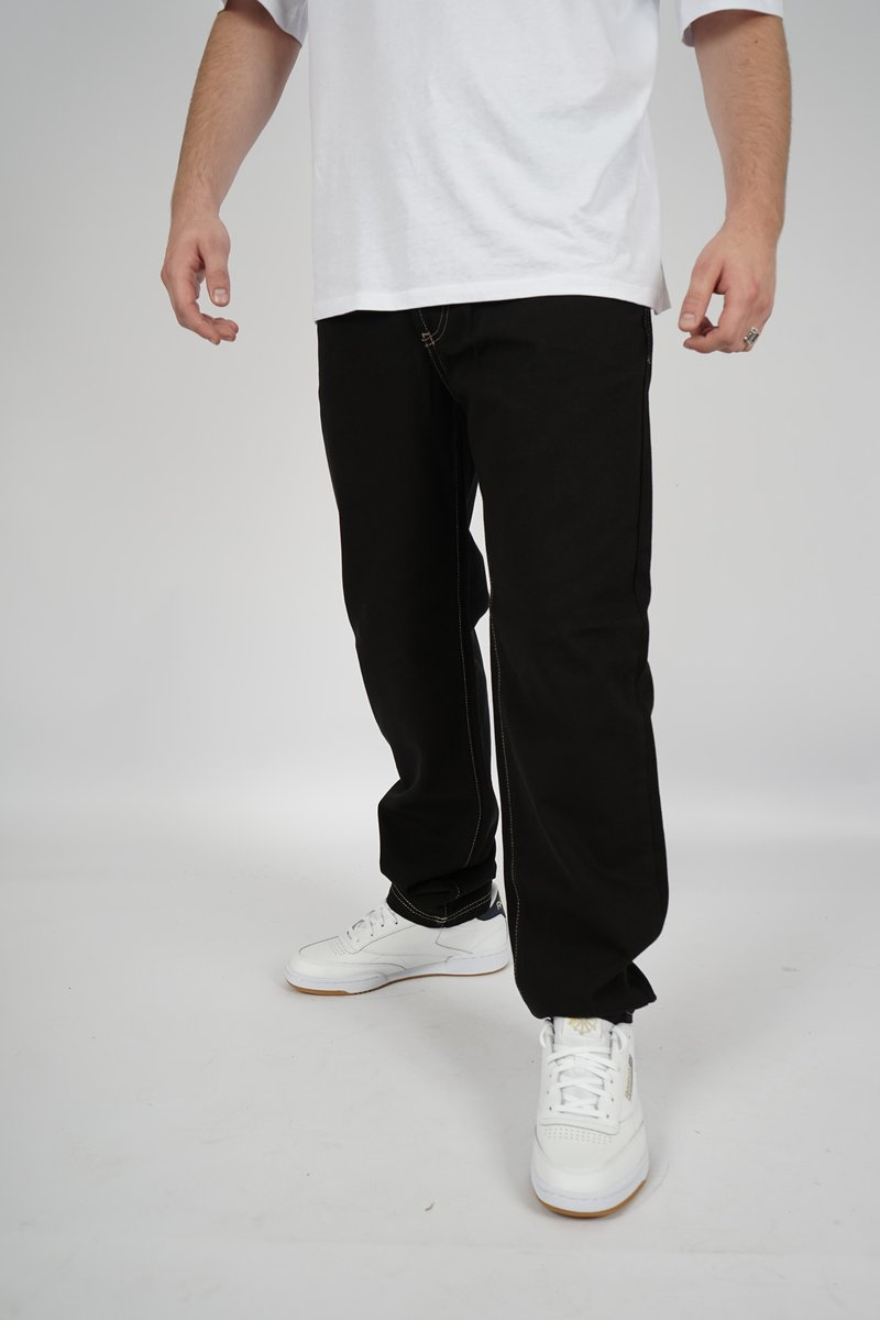 Picaldi - Relaxed fit jeans - black