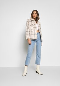 Even&Odd - 2 PACK - Maglietta a manica lunga - pale mauve/white - 0