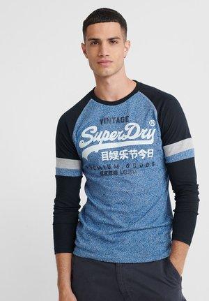 RAGLAN - Pitkähihainen paita - blue