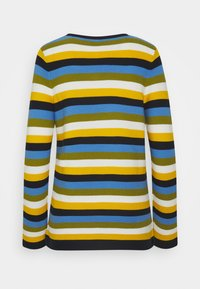 TOM TAILOR - SWEATER NEW OTTOMAN - Jumper - camel-yellow - 1