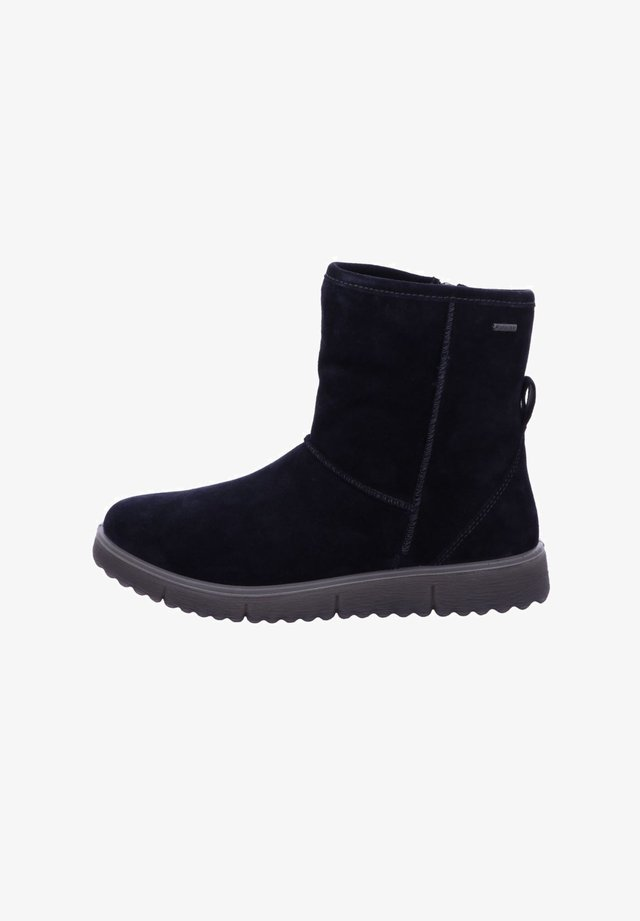 Ankle boots - pacific
