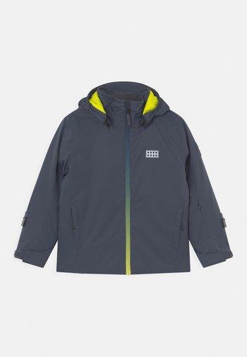 JEBEL UNISEX - Snowboard jacket - dark grey