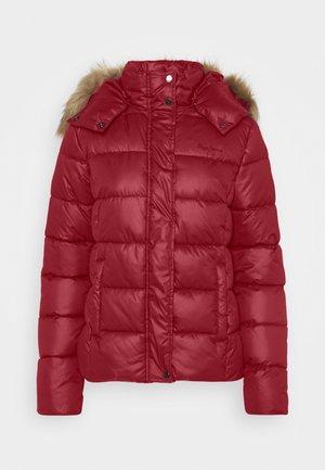JUNE - Winter jacket - winter red