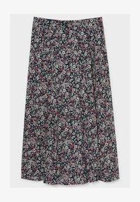C&A - A-line skirt - black - 3