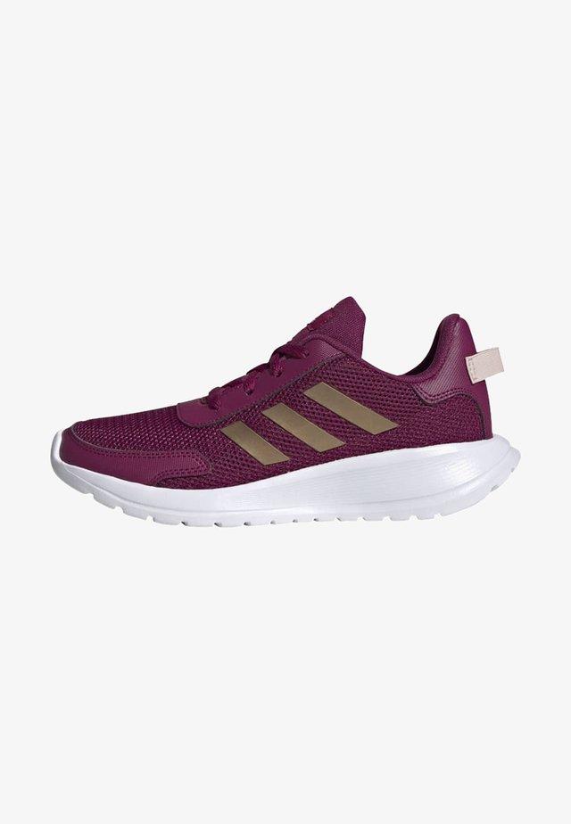 TENSAUR RUN - Neutral running shoes - powber/coppmt/pnktin