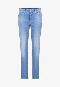 MAC Jeans - MELANIE  - Bootcut jeans - light blue - 2