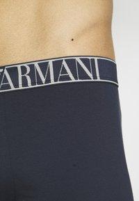 Emporio Armani - TRUNK 2 PACK - Pants - viola - 7