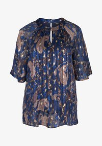 Zizzi - Blouse - dark blue - 3
