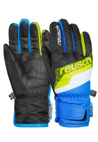 Reusch - DARIO R-TEX® XT  - Gloves - black / brilliant blue - 2