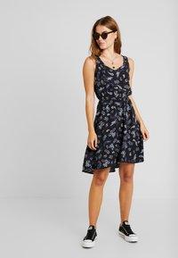 ONLY - ONLNOVA SARA  DRESS - Day dress - dark navy/blue - 2