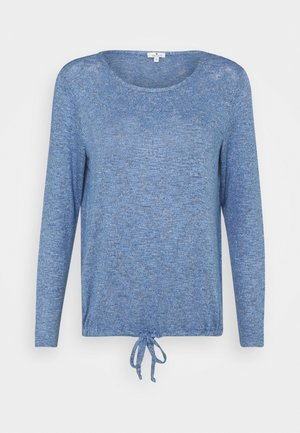 LOOSE - Jumper - sea blue melange