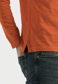 camel active - Long sleeved top - orange - 4