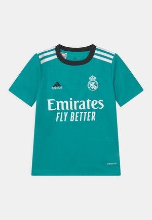 REAL MADRID UNISEX - Club wear - aqua