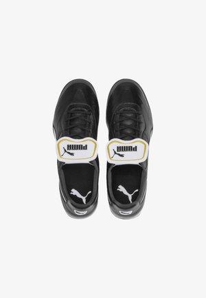 Scarpe da calcetto con tacchetti - black-white