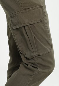 Pier One - Cargo trousers - khaki - 4