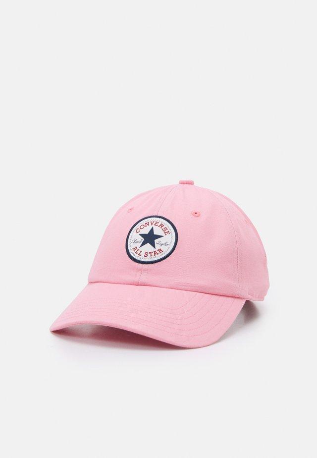 TIPOFF CHUCK BASEBALL UNISEX - Casquette - coastal pink