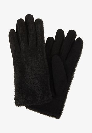 AFELI GLOVES - Gloves - black