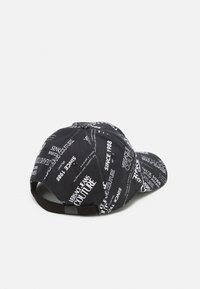 Versace Jeans Couture - BASEBALL WITH CENTRAL SEWING UNISEX - Keps - nero - 1