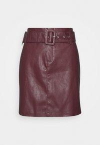 ONLY Tall - ONLJESSIE SKIRT - A-line skirt - fired brick - 0