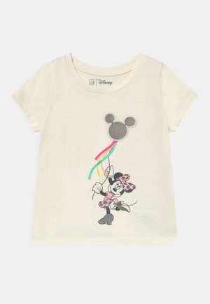 TODDLER GIRL - T-shirts print - ivory frost