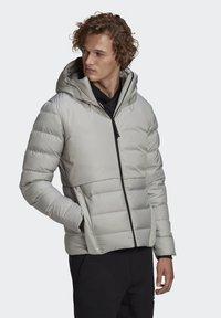 adidas Performance - URBAN COLD.RDY PRIMEGREEN OUTDOOR DOWN JACKET - Down jacket - grey - 2