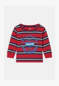 Levi's® - STRIPED - Maglietta a manica lunga - red - 0