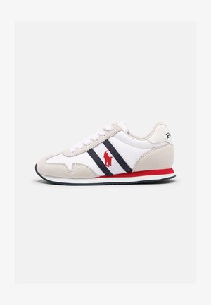 KELLAND UNISEX - Sneakers laag - white/light grey/navy/red