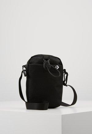 COMMS POUCH - Across body bag - black