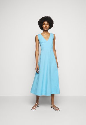 PANTEON - Day dress - azzurro intenso