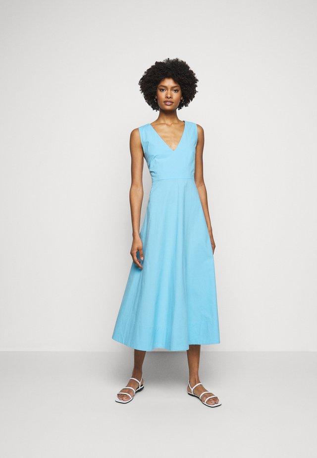 PANTEON - Sukienka letnia - azzurro intenso