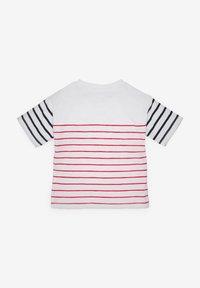 Next - Print T-shirt - white - 1