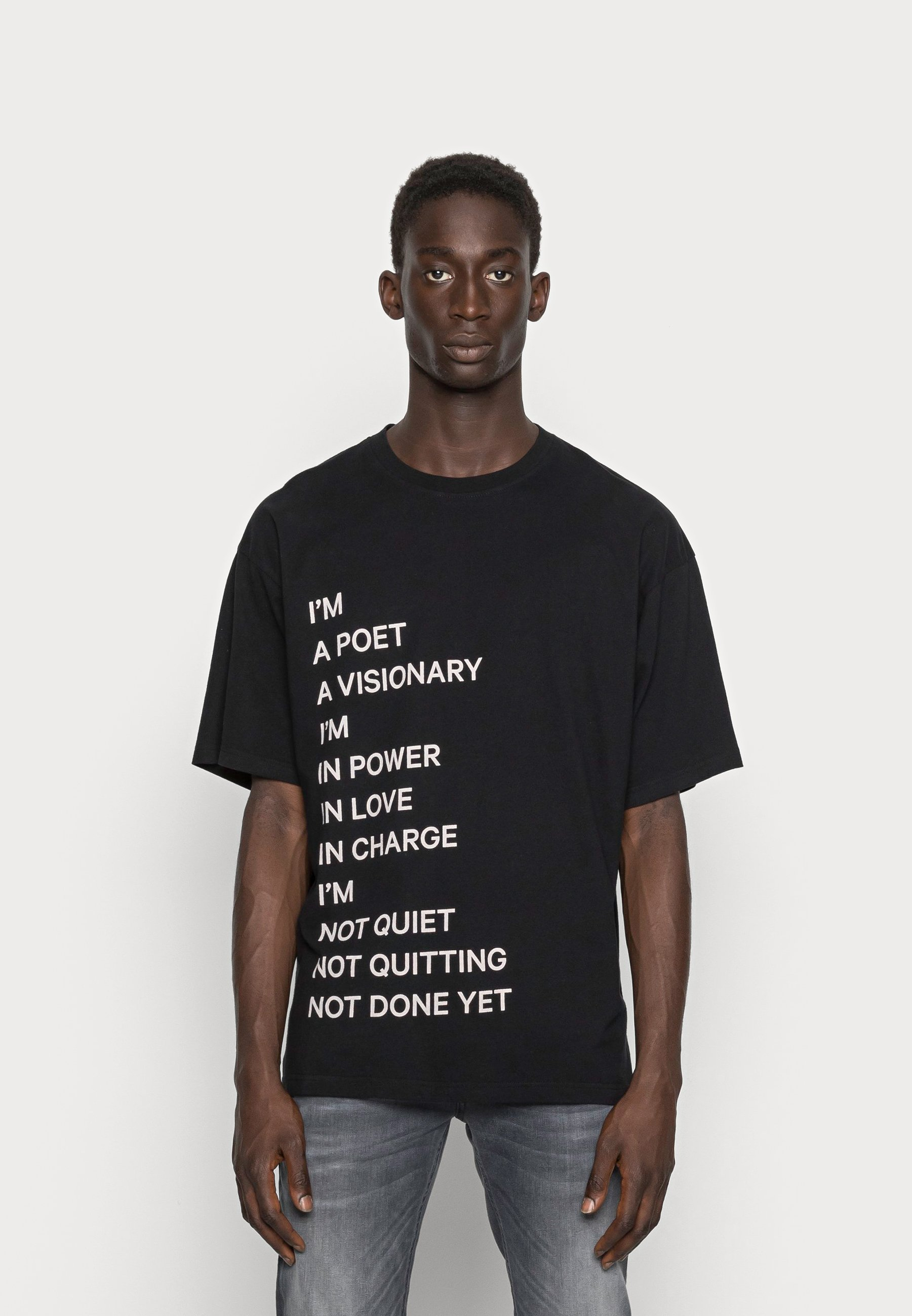 Men PRINCIPLES YORICK - Print T-shirt