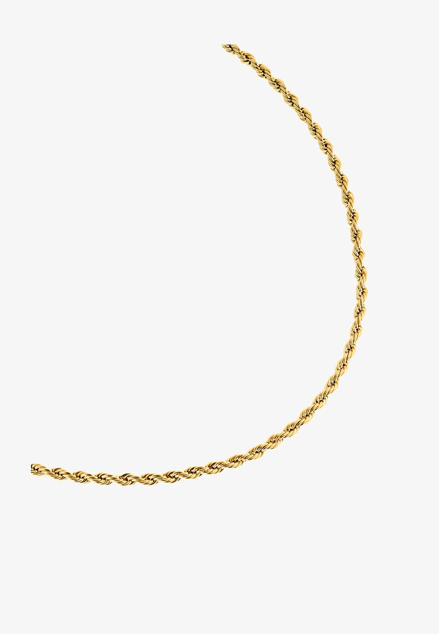Collier - goldfarbend