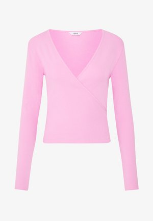 ENALLY - Long sleeved top - fuchsia pink