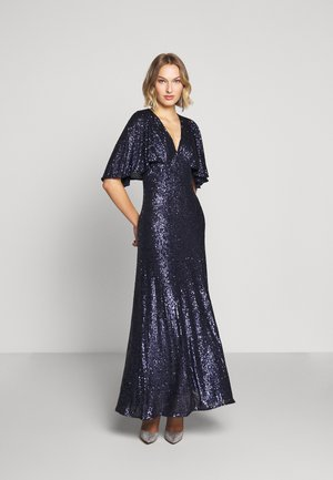 MALAIKA DRESS  LUX CAPSULE COLLECTION - Ballkjole - space navy