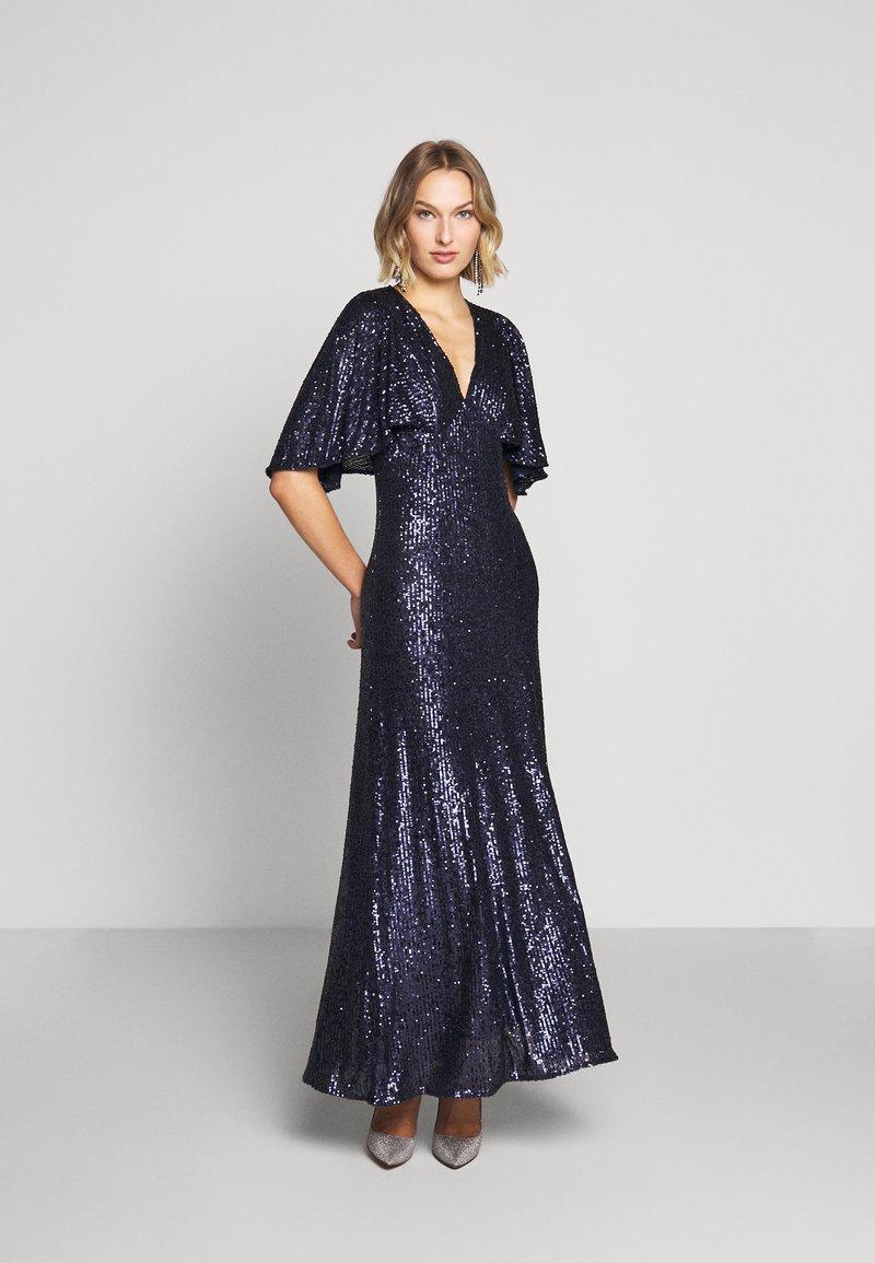 Three Floor - MALAIKA DRESS  LUX CAPSULE COLLECTION - Suknia balowa - space navy
