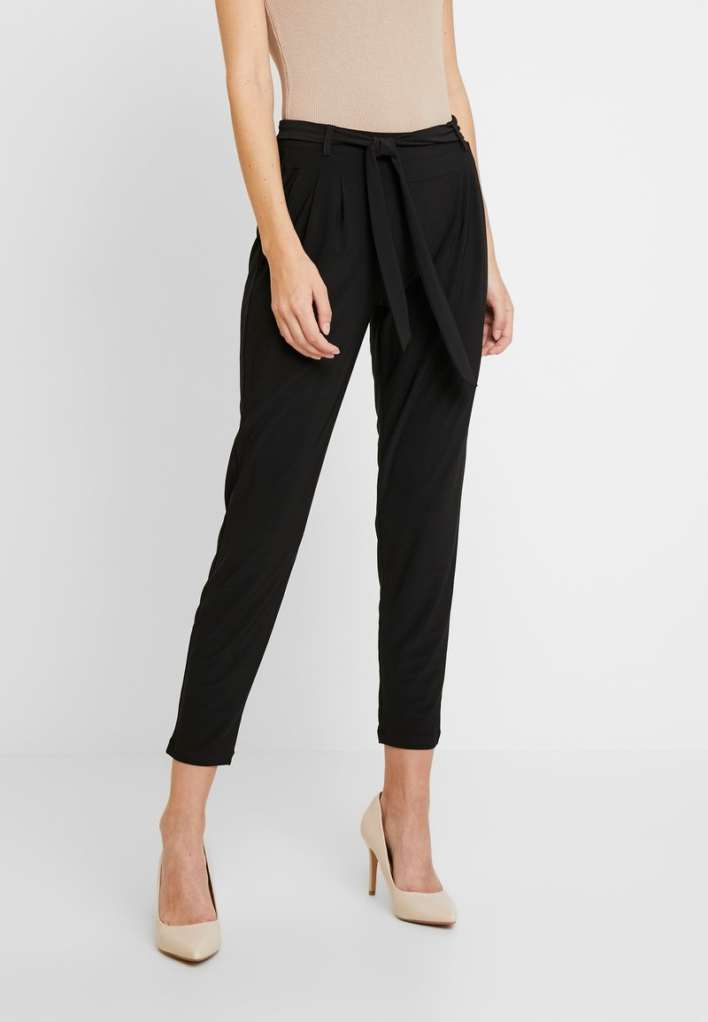 Betty & Co - Trousers - black