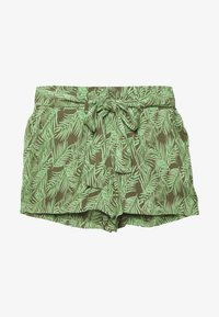 Noisy May Petite - NMFLORA - Shorts - kalamata/green ash - 0