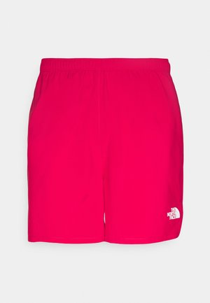 MOVMYNT SHORT - Sports shorts - red