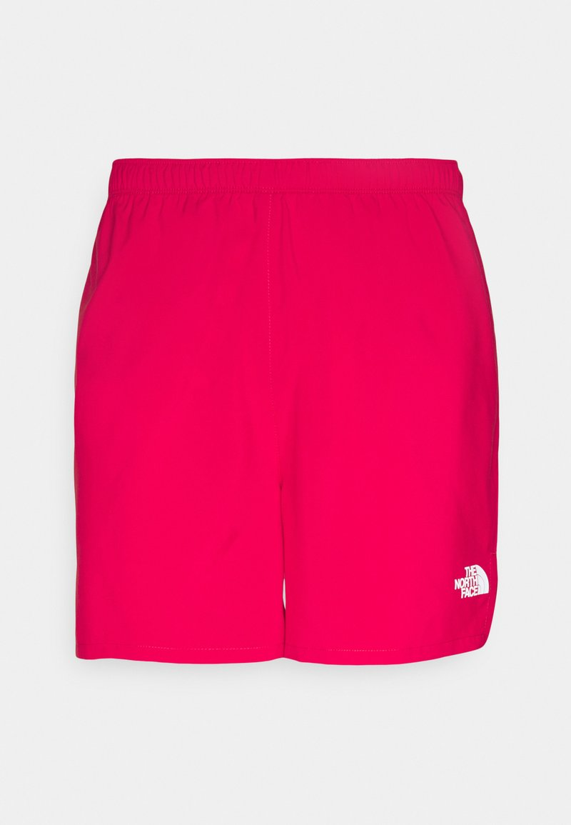 The North Face - MOVMYNT SHORT - Sports shorts - red