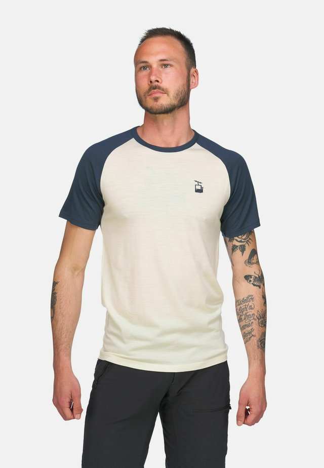 T-shirts med print - offwhite