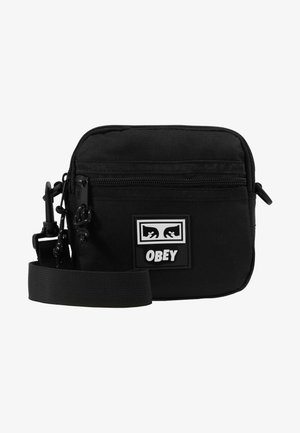 CONDITIONS TRAVELER BAG - Olkalaukku - black
