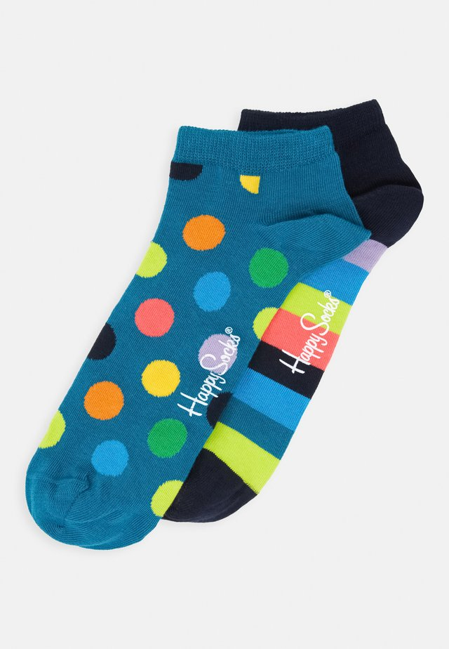 BIG DOT LOW SOCK 2 PACK - Socks - medium purple