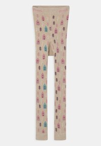 Ewers - THERMO - Leggings - Stockings - mottled beige - 0