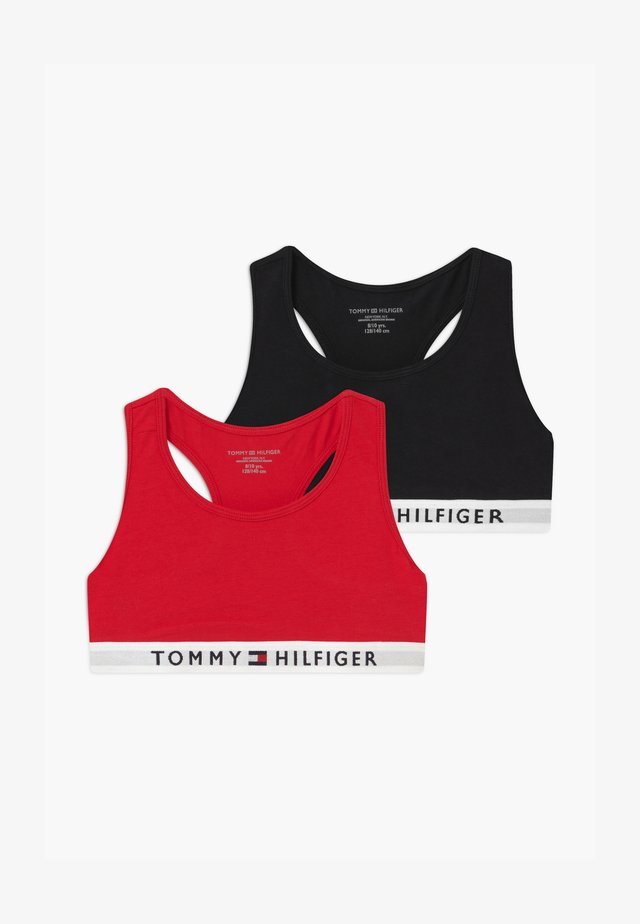 2 PACK - Topp - red