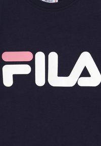 Fila - LEA CLASSIC LOGO TEE - T-shirt print - black iris - 3