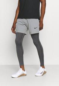 Nike Performance - Tights - iron grey/black - 0
