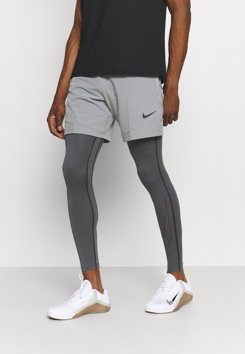 Nike Performance - Tights - iron grey/black
