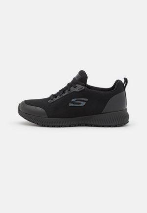 SQUAD  - Trainers - black
